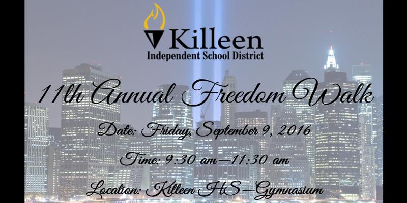11th Annual Freedom Walk